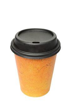 disposable coffeecup