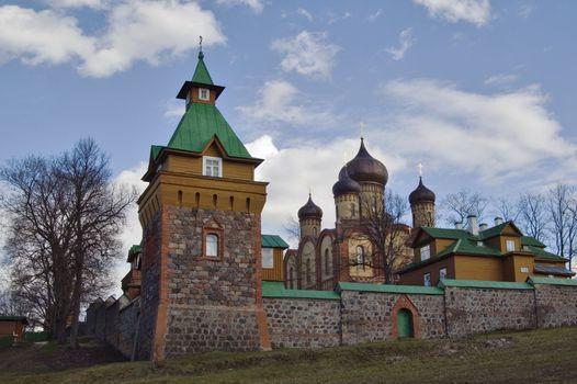 Pühtitsa Dormition Convent