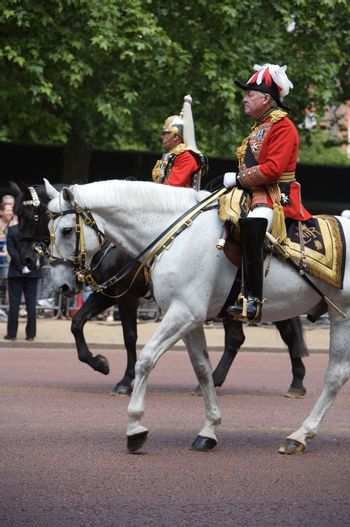 Trooping of the Colour, London