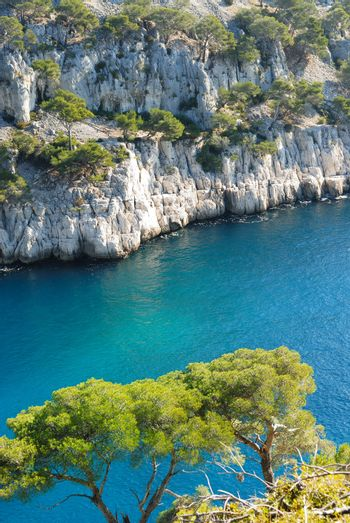 Calanques of Cassis, France