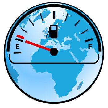 gas gauge world