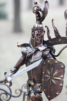 Ukrainian ethnic hand-made articles