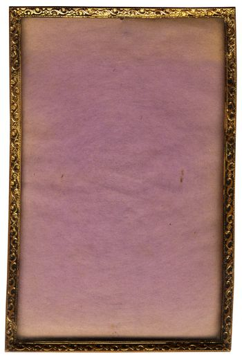bronze picture frame