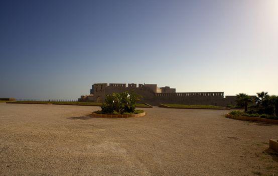 Maniace castle, Ortigia