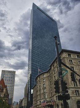 Boston Architecture in Massachusetts