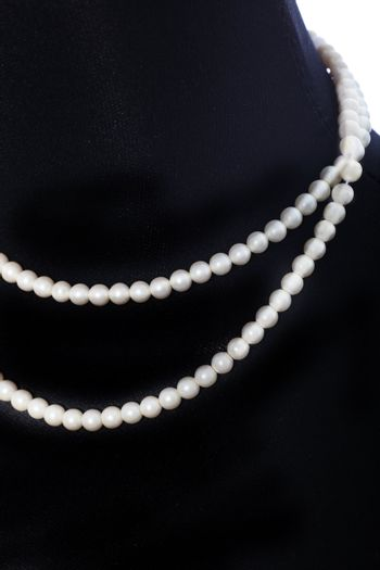 Double string of pearls