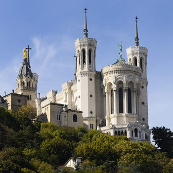 Fourviere cathedral