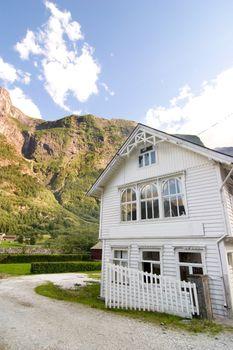 Mountain Farm - Norway