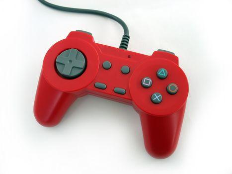 red gamepad