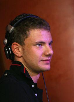 Known Russian DJ Smash