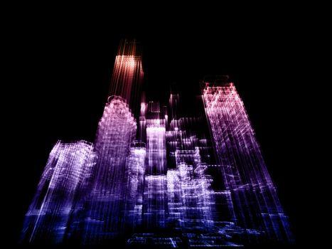 Lights of Metropolis