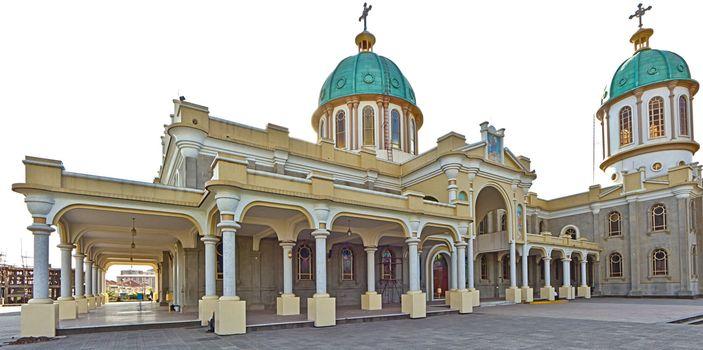Bole Medhane Alem Church