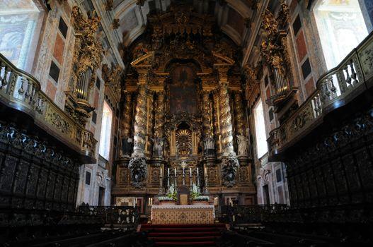 Portugal, the Porto cathedral