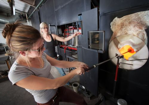 Artists Working with Furnace