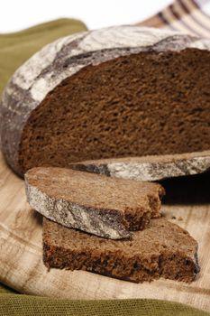 heel of bread