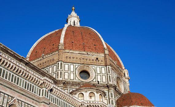 Santa Maria Del Fiore Cathedral Cupola