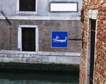 Waterway indicator