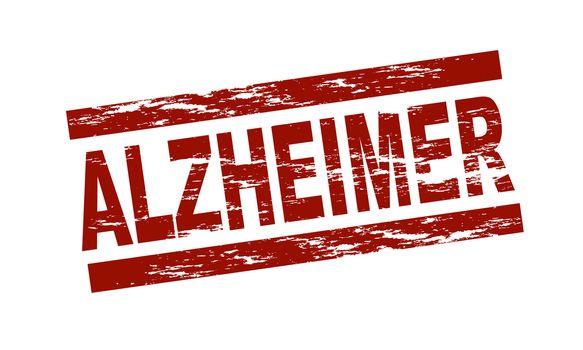 Stamp - Alzheimer