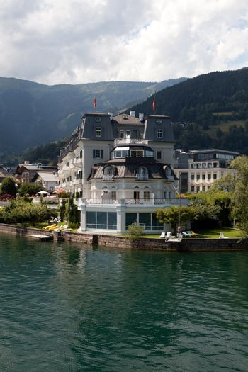 Grand hotel in Zell Am See
