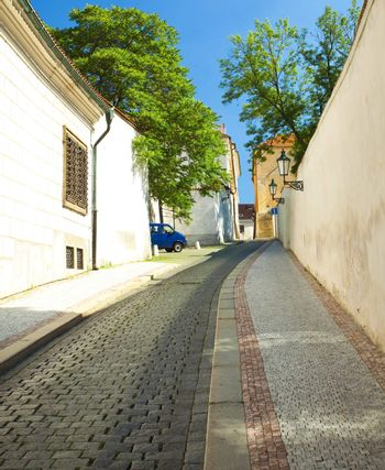 Old Town street