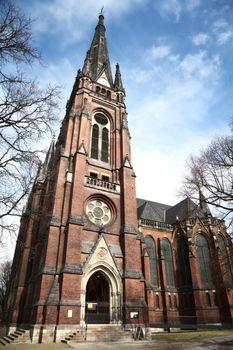 Old church. europe