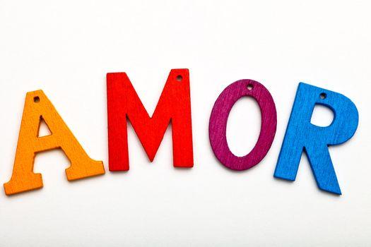 Amor word