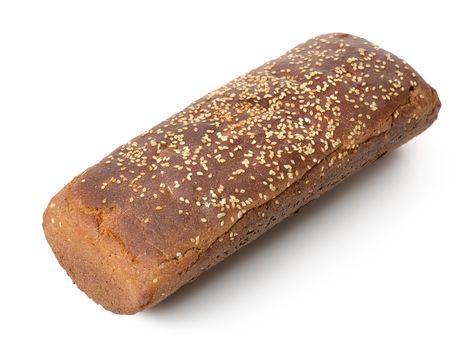 Long rye bread
