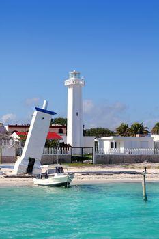 Lighthouse Puerto Morelos Mayan Riviera Mexico