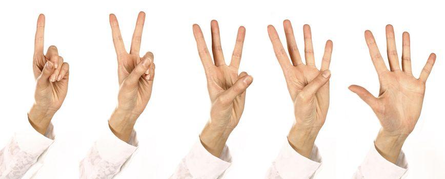 girl Fingers