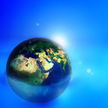 earth flow