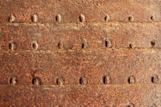 aged old rusty door antique detail texture macro