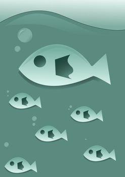 Underwater Fishes