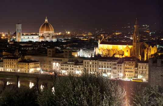 florence downtown Italy