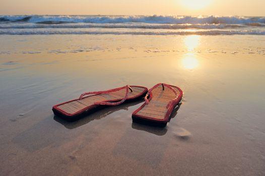 Couple Sandal