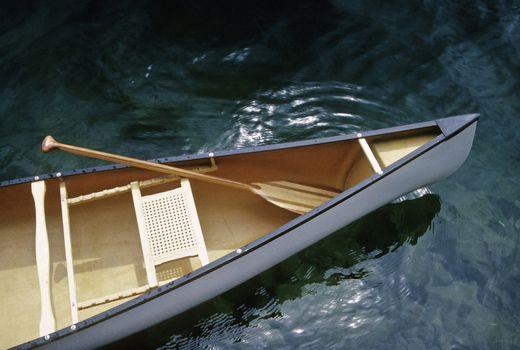 Canoe tranquility