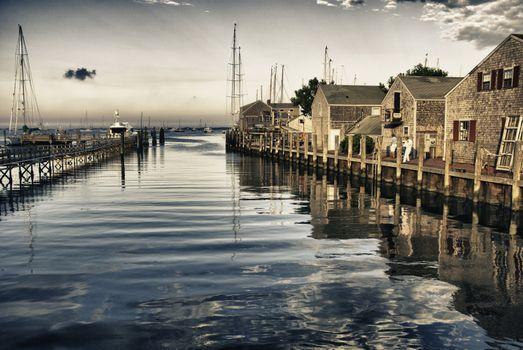 Colors of Nantucket, Massachusetts