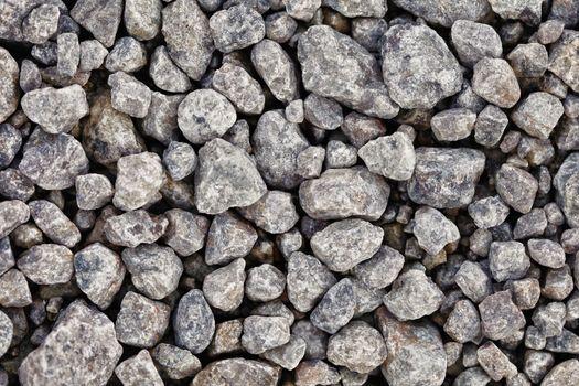 Coarse gravel for concrete