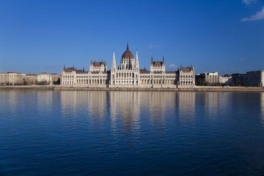 Budapest, Hungaryan Parliament, Hungary