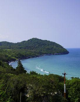 Sichang island, chonburi province,Thailand