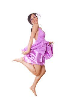 Violet Jump