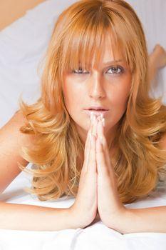 Prayer In Bed
