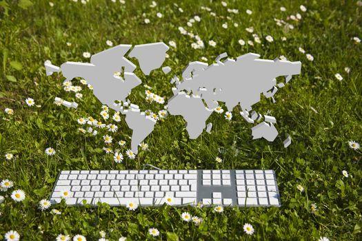 Hello World from garden