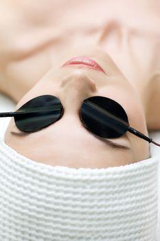 body care series. zone electrophoresis procedure