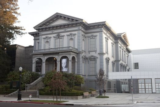 Crocker Art Museum in Sacramento, CA