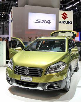 Suzuki SX4 S