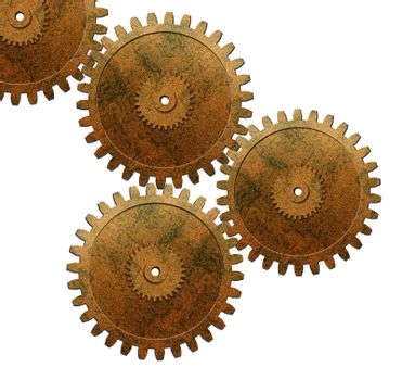 gears used in automotive engine