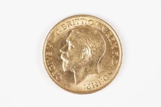 gold Sovereign George V