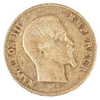 famous gold coin