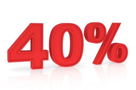 Discount 40%