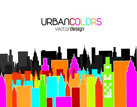 City colors are shades city fund
